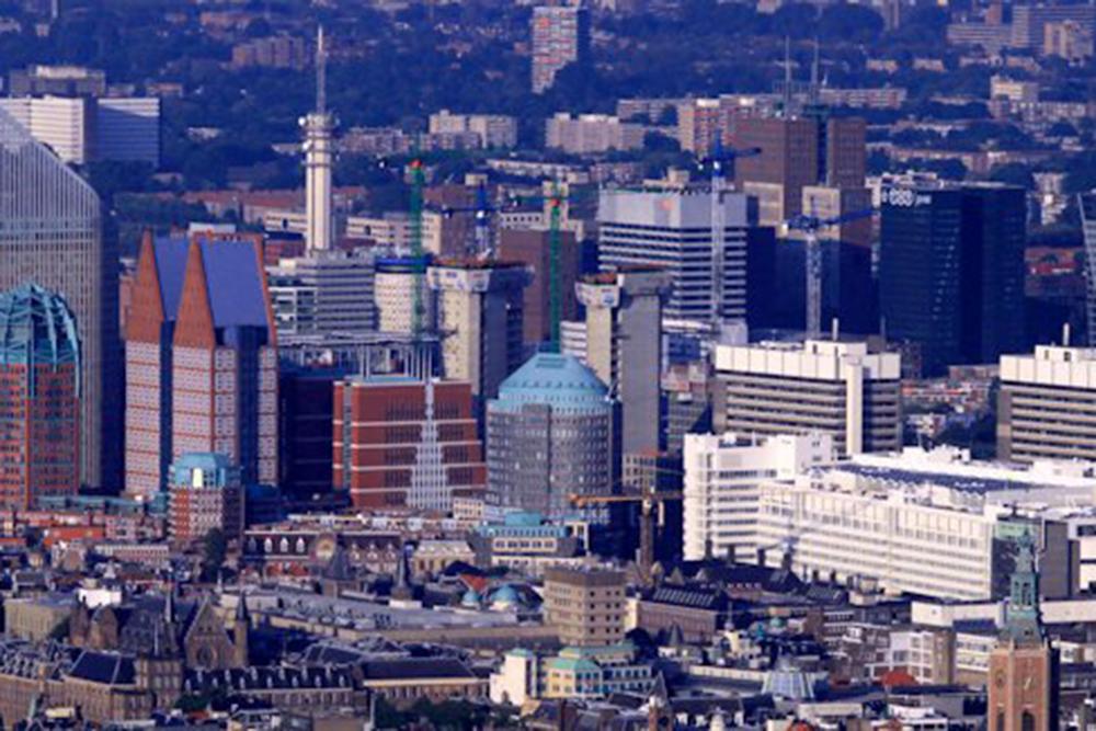 Centrumgebied Den Haag